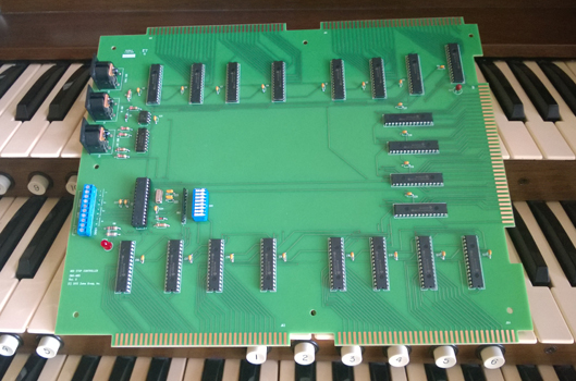MIDI Stop Controller – Zuma Group
